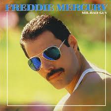 freddie mercury the album