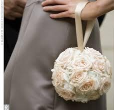 flower ball bouquet