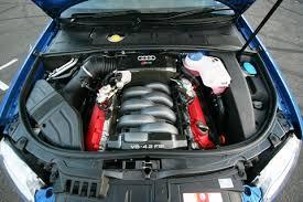 audi rs4 motor