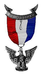 boy scout eagle award