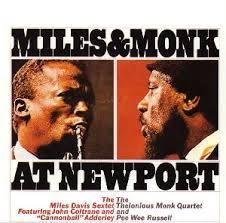 miles davis thelonious monk