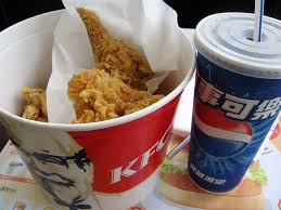 kfc chicken fries