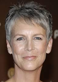 gray hair styles for women