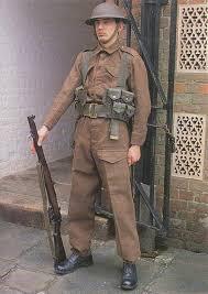 british wwii uniforms