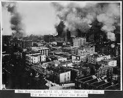 San Francisco Earthquake -
