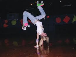 roller skate dance