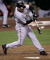 hitting baseball