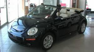 2008 vw beetle convertible