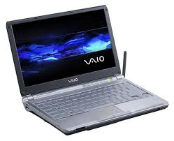 mini sony vaio laptop