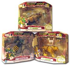 beast wars transformers toys