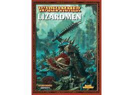 lizardman warhammer