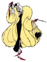 pictures of cruella de ville