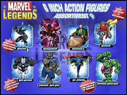 marvels legends