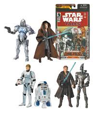 anakin action figures