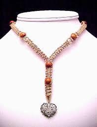 cool hemp necklaces