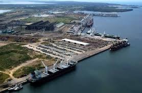dry bulk terminals