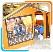 conway trailer tents