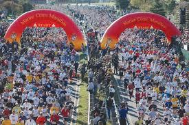 marine corps marathon photos