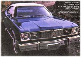 duster cars