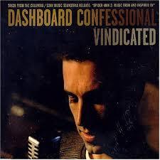 dashboard confessional singles