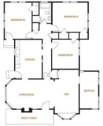 floor plan home