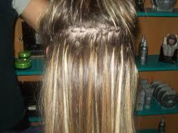hair extension braiding