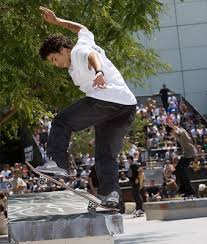 paul rodriguez skateboarder