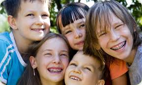 braces children