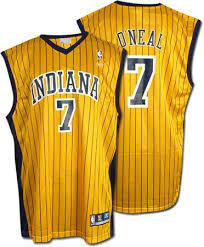 pacers jerseys