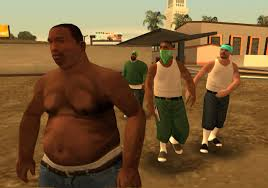 gta san andreas game play