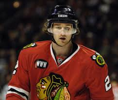 Duncan Keith: My little sister