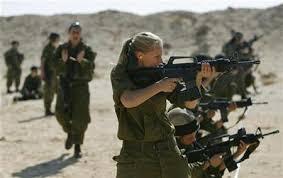 israeli women in the military