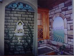 home mural