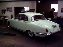 jaguar s type 1964