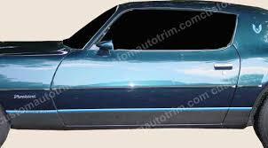 car molding