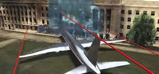 pentagon airplane