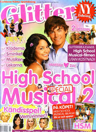high school musical magazine