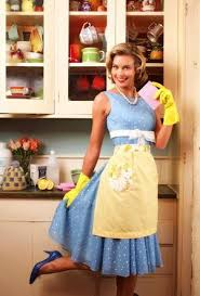 housewife fashion