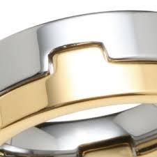 2 piece rings