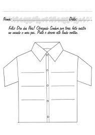 molde de camisa