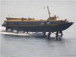 hydrofoil boats