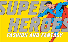 super heroes fashion and fantasy