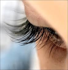 long eye lash