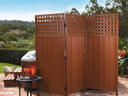 lattice privacy panels