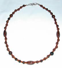 brown gemstone