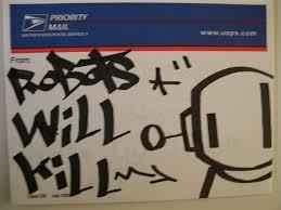 priority mail sticker