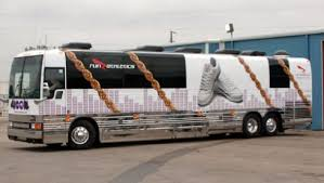 rock tour bus