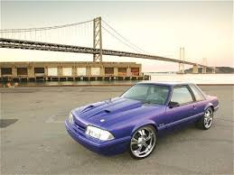 1988 mustang coupe