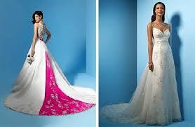 light green wedding dresses