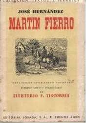 Gaucho Martin Fierro [Resumen Completo del libro]